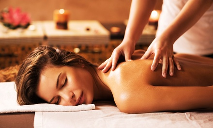 Full Body Massage and Foot Reflexology   One ($45) or Two Hours ($85) at DK Massage Newmarket (Up to $180 Value)