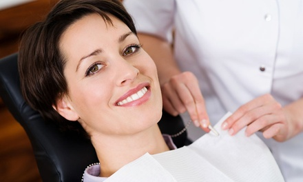 Dental Exam Package with X Rays for One ($69) or Two People ($125) at Dentists on Birkenhead