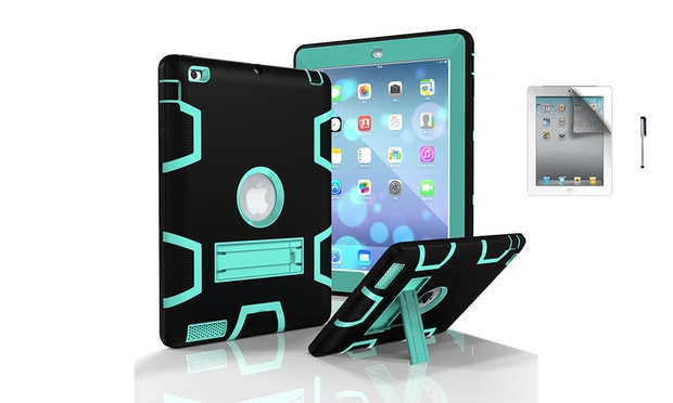 Waterproof Pouch with a Waist Strap for a Phone and Tablet: One ($9.95) or Two ($15)