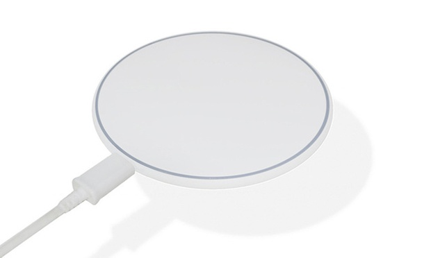 Black or White 10W Ultra Thin Fast Wireless Charging Pads for Smartphones: One ($19.95) or Two ($29.95)