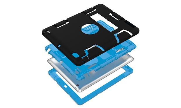 From $16 for a ShockproofCase for iPad Mini 1, 2, 3, 4,iPad 2, 3, 4,iPad Air,iPad Air 2,or iPad Pro 9.7