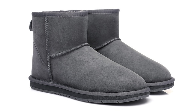 $69 for a Pair of Australian Shepherd A Grade Merino Sheepskin Water Resistant UGG Ankle Boots (Dont Pay $229)