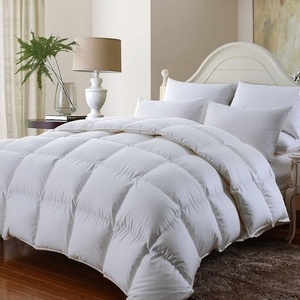 From $49 for a Royal Comfort 500GSM Goose Feather Quilt and Two Pillows