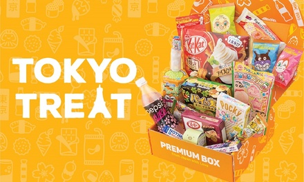 $25 for One Month Candy Box Subscription from TokyoTreat (Up to $52.96 Value)