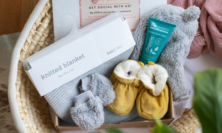 $24.99 for One Month Subscription from NZ Baby Box (Up to $49.99 Value)