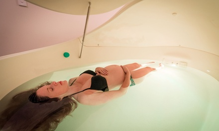 Single Off Peak Float Session ($69) or Double Peak Float Session ($119) at Float Well (Up to $140 Value)